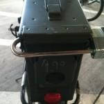 bike trunk rear view