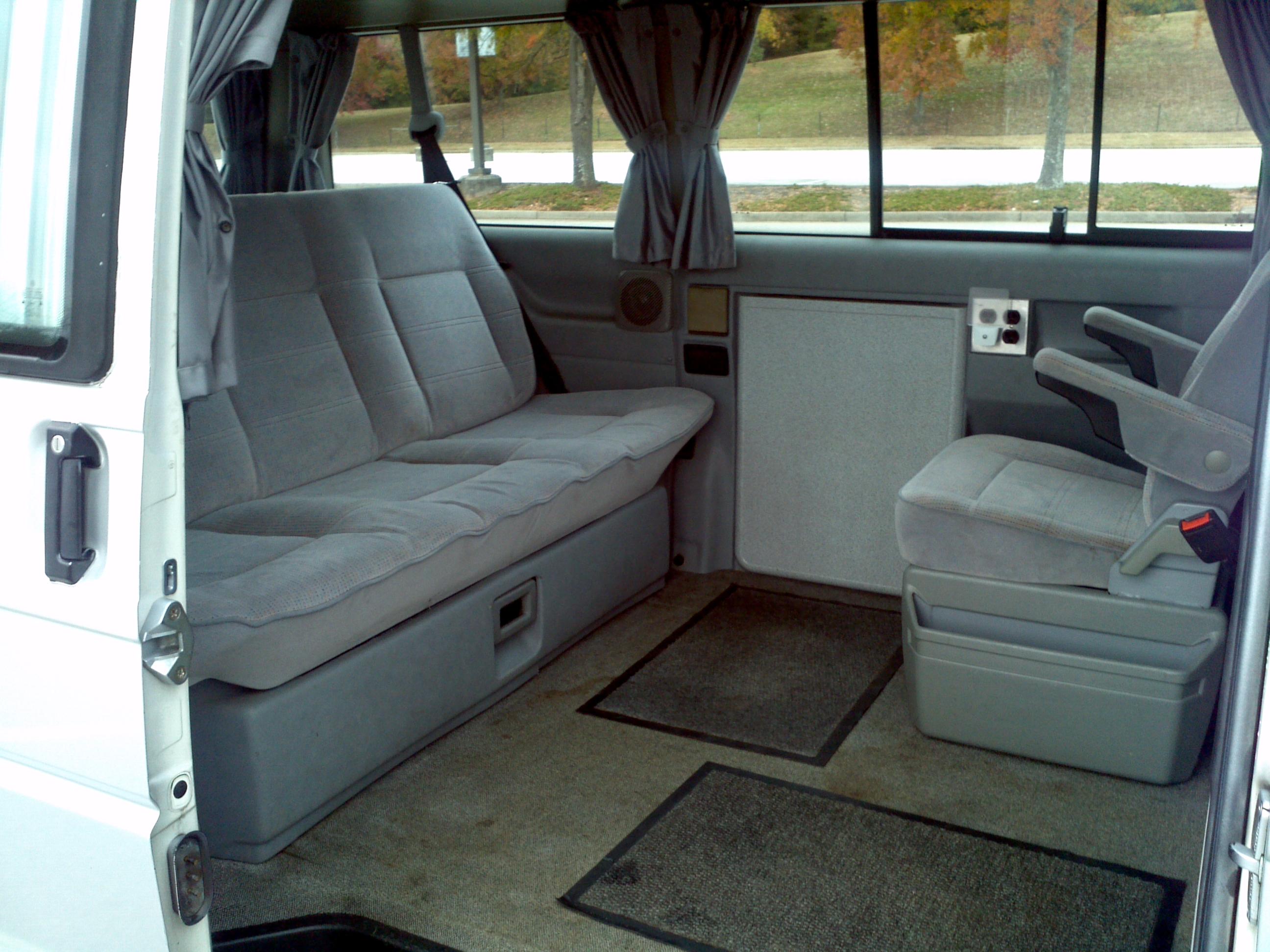 1993 Eurovan Mv Weekender Pop Top Sold