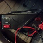 13.8VDC power supply (plugs into 120VAC) for powering the 12V cooler.